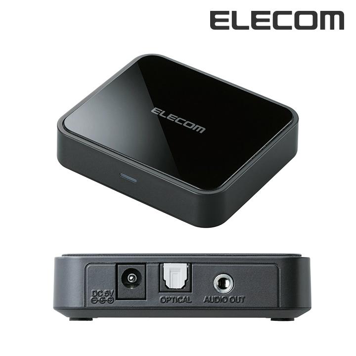 2d357e302ea1f5 【送料無料】Bluetoothオーディオレシーバー光デジタル/ステレオミニ出力Bluetooth3.0