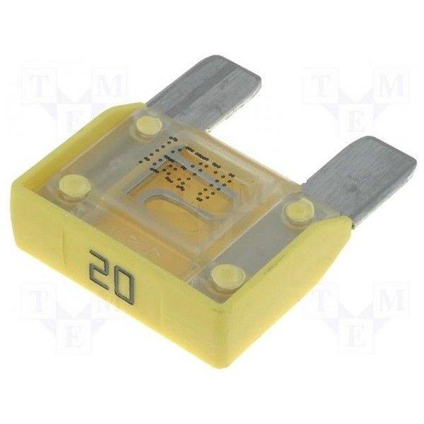 激安特価品 在庫あり 大容量の電装品の保護 音質の向上に マキシヒューズ 20A