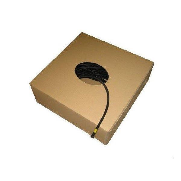 コルゲートチューブ 黒 価格交渉OK送料無料 限定品 100m φ5