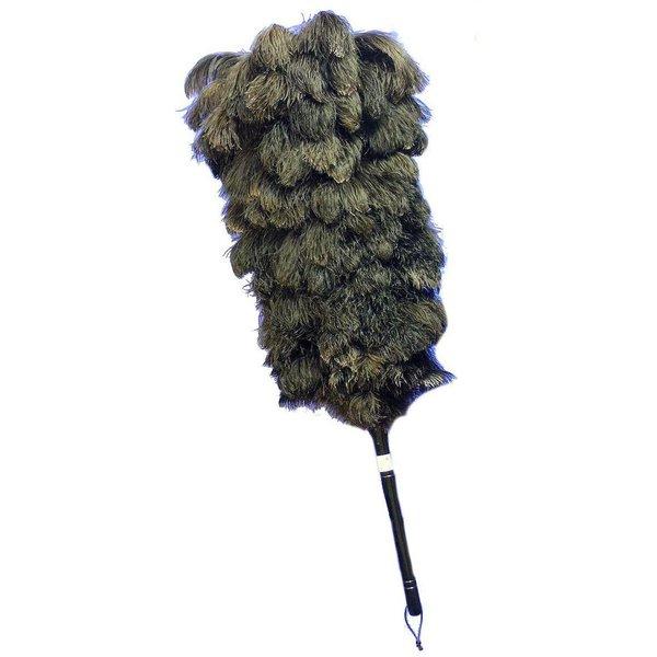 オーストリッチ毛ばたき全長105cm 日本製