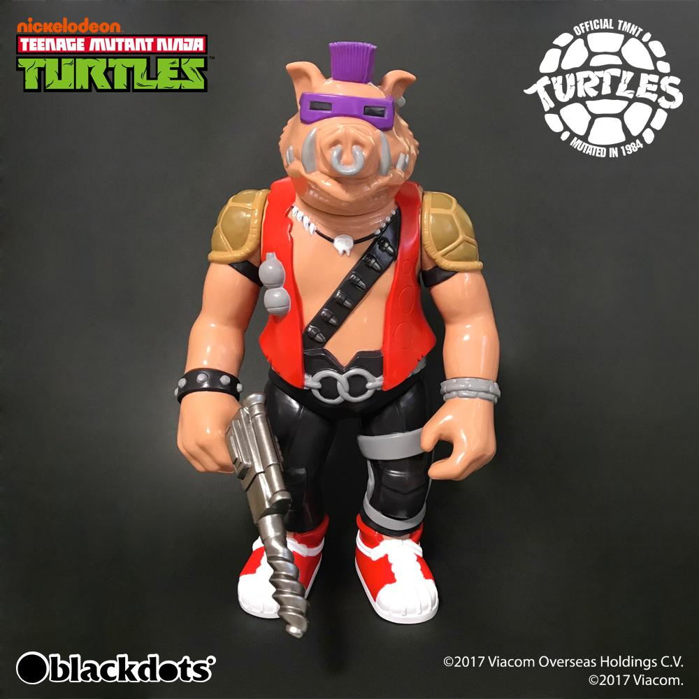 TMNT Super Vinyl Collectible Bebop タートルズ ビーバップ
