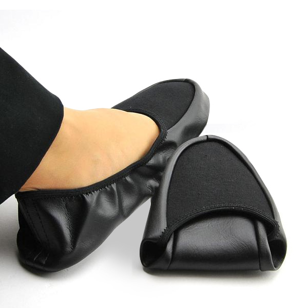 Black Formal Slippers