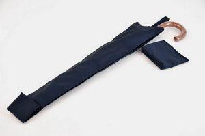 お受験 学校説明会 学校訪問などに便利な傘ケース電車通勤も安心 ポスト投函送料無料 大人用傘袋 エレガンテ 紺 折りたたみ傘にも対応 捧呈 ポポ お受験用品の店 海外輸入