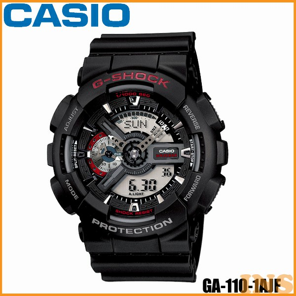 CASIO(カシオ) G-SHOCK GA-110-1AJF 【TC】[HD]【送料無料】