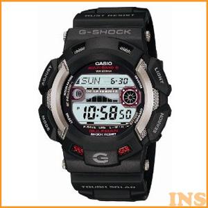 正規品CASIO(カシオ) メンズ デジタル腕時計 G-SHOCK GULF MAN GARISH BLACK GW-9110-1JF 【TC】[HD]【送料無料】