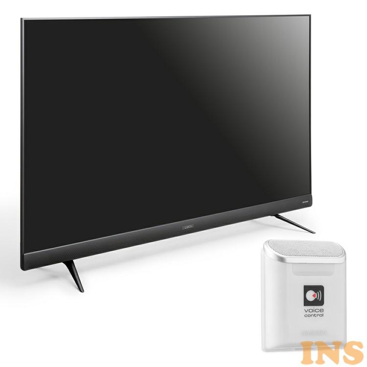 テレビ 55インチ 4K 音声操作 ブラック 55UB28VC 送料無料 地デジ BS CS 4K テレビ 液晶テレビ リビング 声 音声 音声操作 TV アイリスオーヤマ