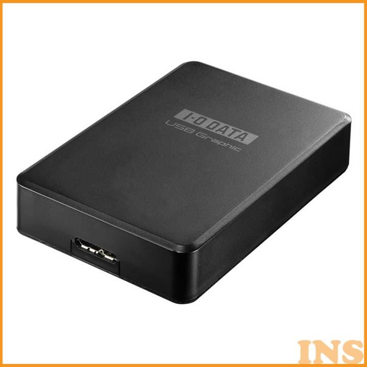 USB3.0接続 外付グラフィックアダプター HDMIモデル USB-RGB3/Hグラフィック USB接続 外付グラフィックアダプター HDMI端子 グラフィック外付グラフィックアダプター グラフィックHDMI端子 アイ・オー・データ機器 【TC】