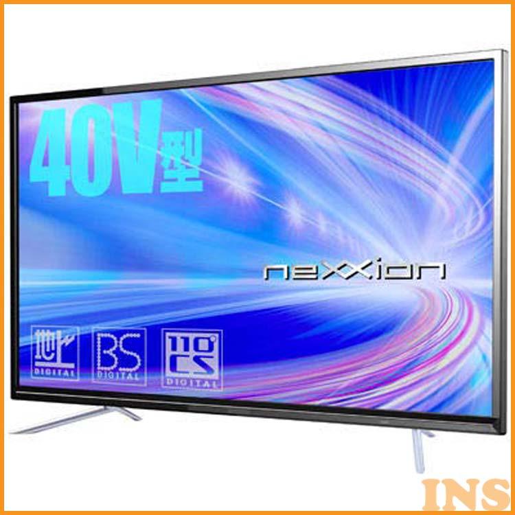 テレビ 40型 40V型液晶テレビ FT-C4020B 送料無料 TV 家電 室内 娯楽 ヒロコーポレーション 【D】