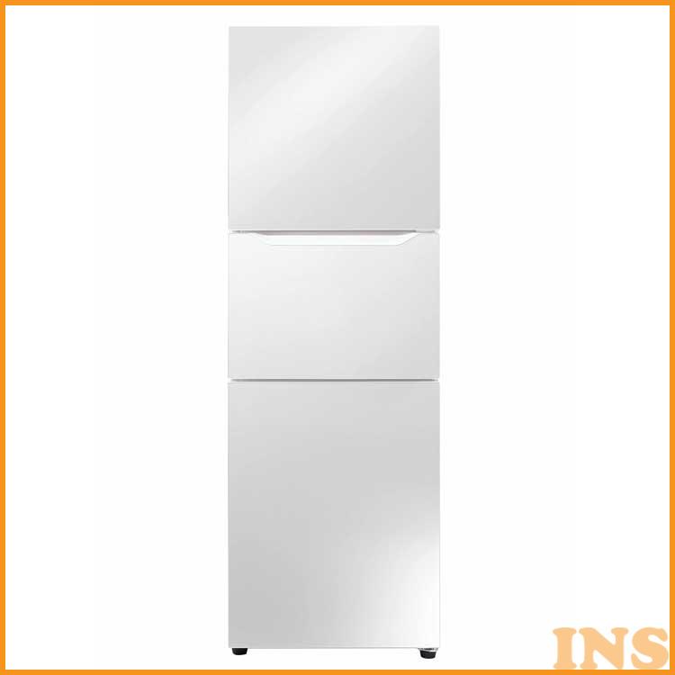 ≪エントリーでP2倍!≫3ドア冷凍冷蔵庫 パールホワイト HR-E919PW 送料無料 冷凍冷蔵庫 3ドア ツインバード ビジネス シニア 切替室 4段引き出し TWINBIRD パールホワイト【D】 【代引不可】