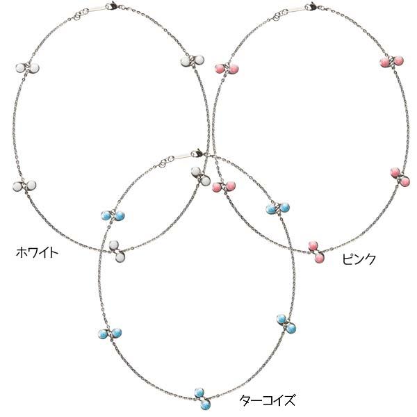 コラントッテ〔Colantotte〕ネックレスフィオラ ACMF03F・12F・07F ホワイト・ピンク・ターコイズ【D】【送料無料】
