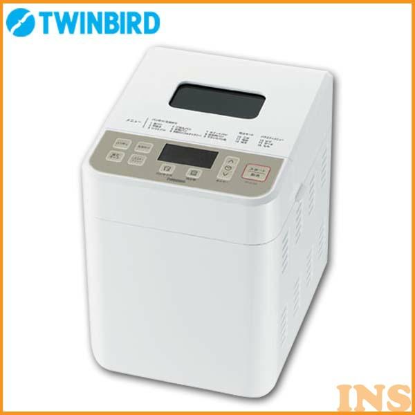 TWINBIRD〔ツインバード〕 ホームベーカリー PY-E731W 【D】【送料無料】