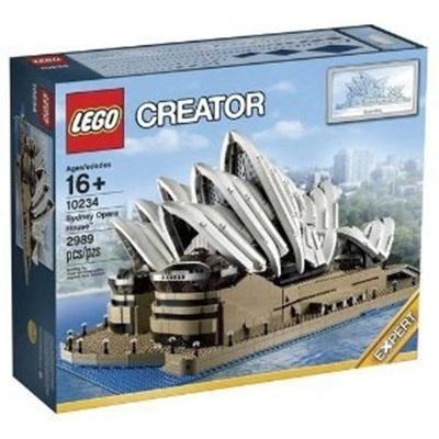 送料無料 新品●レゴ LEGO 10234 シドニーオペラハウス●