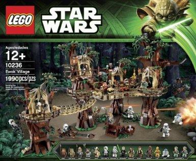 送料無料 新品 レゴ LEGO 10236 イウォークビレッジ Star Wars