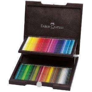 送料無料 新品●Faber-Castell ファーバーカステル アルブレヒトデューラー 水彩色鉛筆 72色セット●木箱入り●