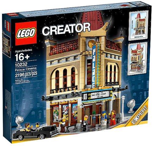 予約販売【約2-3週間】送料無料 新品 LEGO レゴ LEGO 10232 Palace Cinema 海外限定品