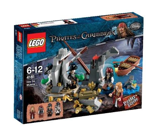 送料無料 新品 LEGO レゴ パイレーツオブカリビアン 死の島 LEGO 4181