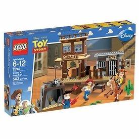 送料無料 新品●LEGO レゴ トイ・ストーリー ウッディのいっせいけんきょ 7594●