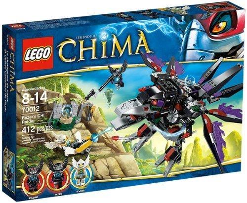送料無料 新品●LEGO Chima 70012 Razar's CHI Raider レゴ チーマ ●海外限定