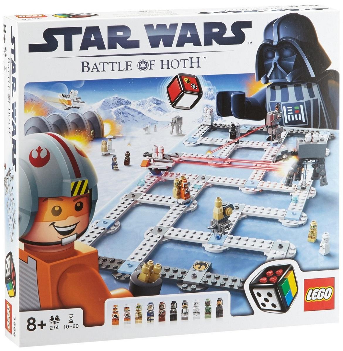 送料無料 新品●LEGO 3866 レゴ Games Star Wars The Battle of Hoth スターウォーズ●
