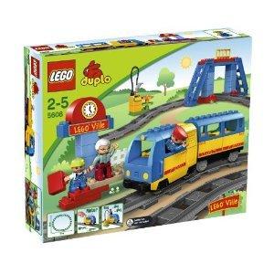送料無料 新品 LEGO レゴ デュプロ トレインスタートセット 5608