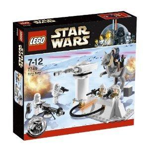 送料無料 新品 LEGO レゴ スターウォーズ エコー・ベース 7749