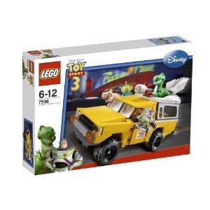 送料無料 新品●LEGO レゴ トイ・ストーリー ピザ・プラネット・トラックで救出 7598●