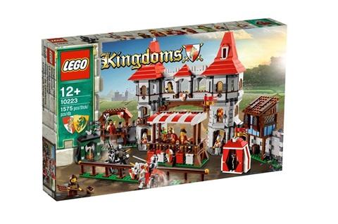 送料無料 新品●LEGO レゴ 10223 Kingdoms Joust キングダム 馬上試合大会●