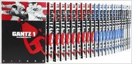 送料無料 ●GANTZ ガンツ 全37巻●奥浩哉●全巻セット マンガ 漫画 中古コミック