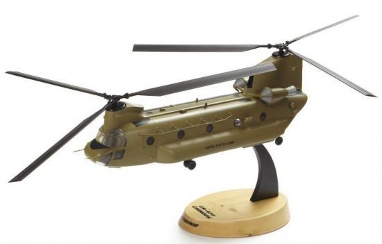 送料無料  新品 ●パックミン 米軍ボーイング CH-47F チヌーク ヘリコプター 1/40スケール Pacmin US Army Boeing CH-47F Chinook  1/40 ディスプレイ 模型●希少