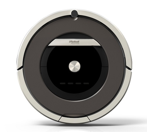 New Japan Regular Product IRobot Roomba Automatic Vacuum Cleaner 870 Puter Gray Cleaning Robot