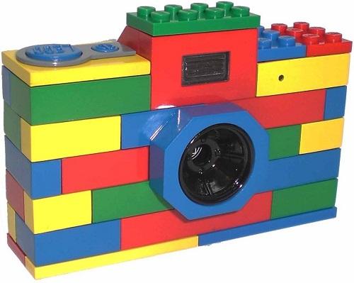 送料無料 新品 レゴ LEGO 3MP 300万画素 デジタルカメラ  デジカメ レゴカメラ