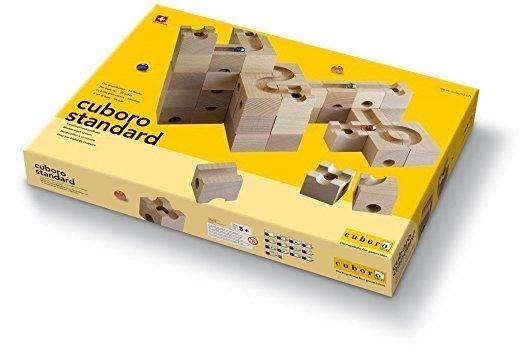 あす楽対応 送料無料 新品●cuboro standard キュボロスタンダード クボロ●つみき 積み木 積木 木製 玩具 ブロック おもちゃ 子供のおもちゃ