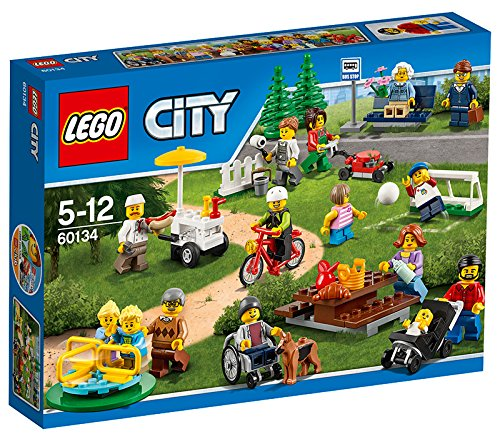 送料無料 新品●LEGO レゴ 60134 シティ レゴシティの人たち●