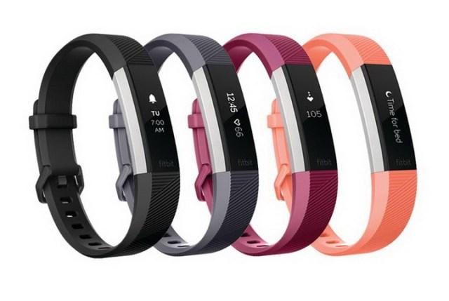 送料無料 新品 Fitbit Alta HR 活動量計 睡眠記録 ウェアラブル端末 フィットビット 百