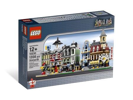 送料無料 新品●LEGO レゴ 10230●Mini Modulars  レゴ ミニモジュールセット