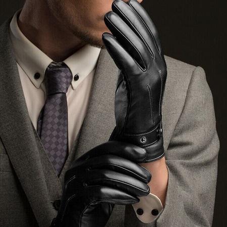 新商品 新型 レザー手袋 送料無料 新品 税込 全品 P5倍 PUレザー 合皮レザー 運転 手袋 ブラック グローブ メンズ手袋 スマホ操作 日本製