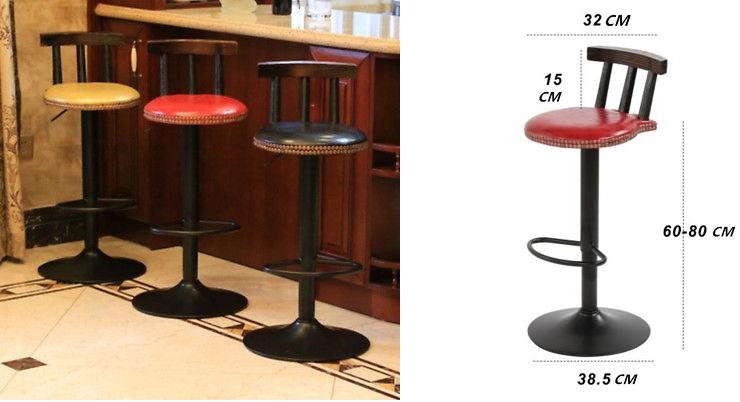 送料無料 新品●インダストリアル カウンター チェア●椅子 カフェ キッチン レトロ ヴィンテージ