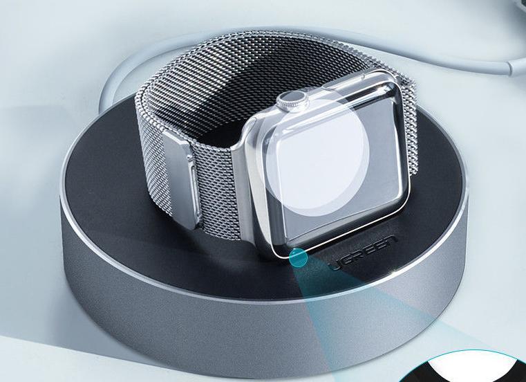 送料無料 新品 Apple watch アップルウォッチ   充電用スタンド ケーブル収納ホルダー 時計ブラケット 充電器スタンド Apple watch対応 iWatch対応 充電ケーブル用