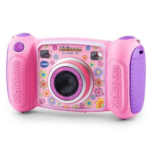 送料無料 新品 最新版 ヴイテック キディーズーム ピクス VTech Kidizoom Camera Pix 子供用 デジタルカメラ MicroSD対応 ピンク 子供用デジカメ 子供用カメラ ブイテック 【ギフトサーチ】
