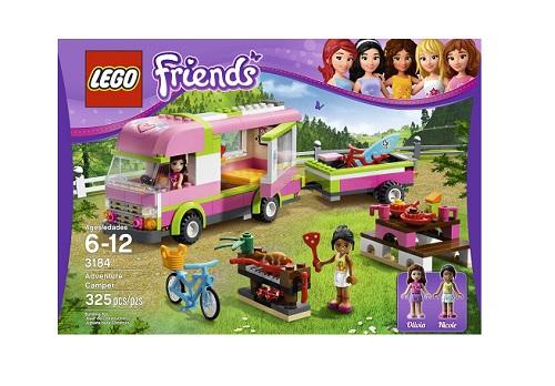 送料無料 新品   LEGO レゴ Friends 3184 Adventure Camper