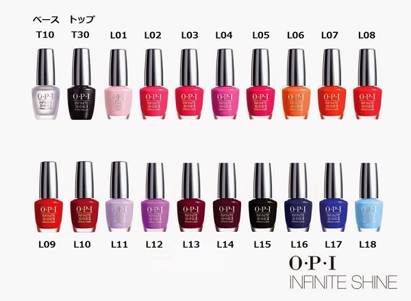 L: Brand new new Japan\'s first landing new colors-OPI OPI nail ...