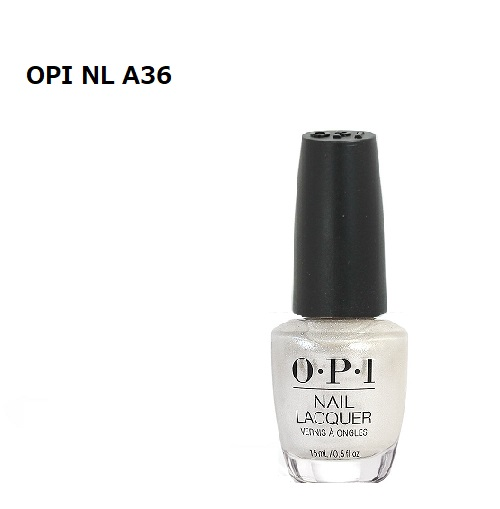 L: Brand new-OPI OPI Happy Anniversary NL A36 15ml-nail lacquer nail ...