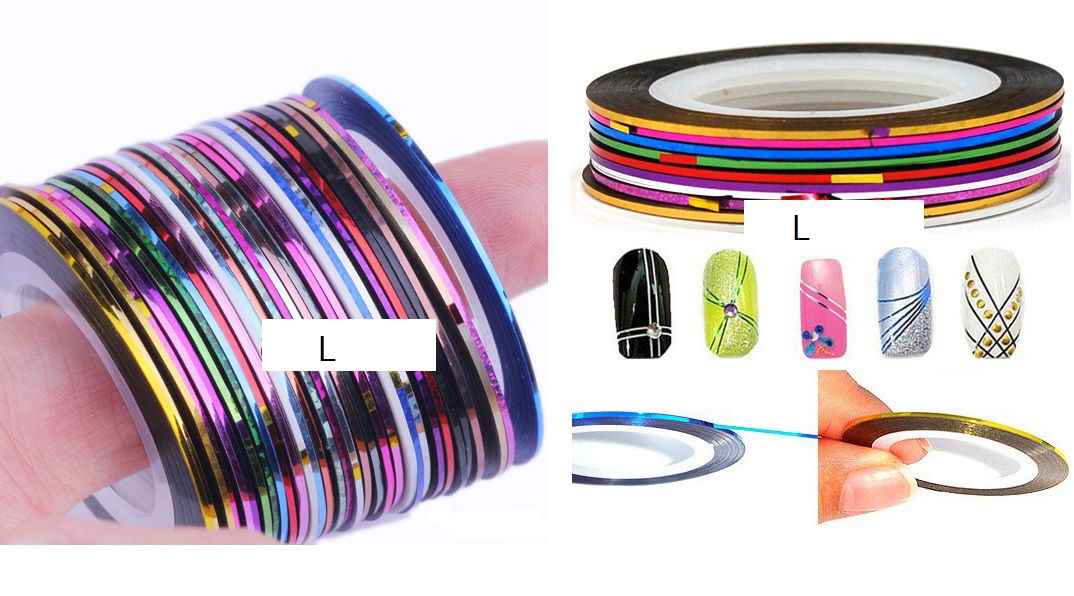 L | Rakuten Global Market: Brand new-30 color with nail art ...