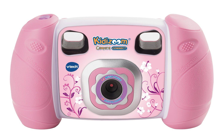 送料無料 新品●ヴイテック キディーズーム VTech Kidizoom Camera ピンク ブルー 子供用デジカメ ブイテック 【ギフトサーチ】