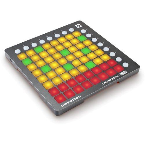 送料無料 新品●Novation Launchpad MINI Ableton Live Controller ランチパッド MINI ライブコントローラー●Ableton Live Lite付属