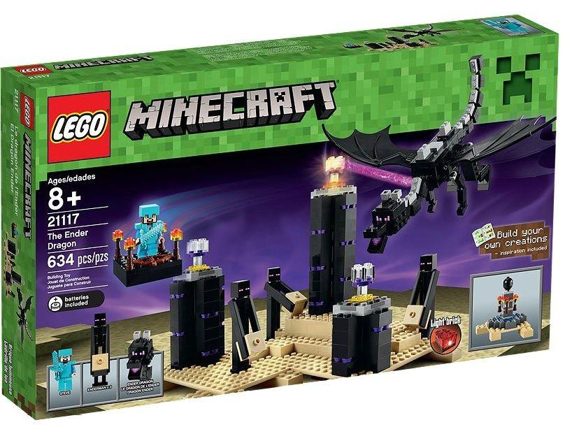 送料無料 新品●LEGO レゴ マインクラフト LEGO Minecraft 21117●