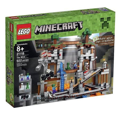 送料無料 新品●LEGO レゴ マインクラフト LEGO Minecraft 21118●