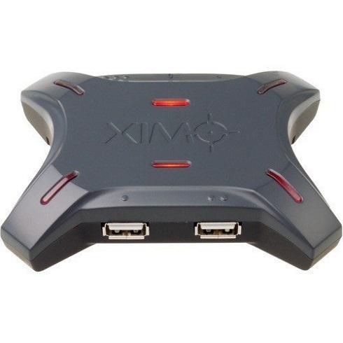 送料無料 新品●XIM4 コンソール入力アダプター●日本語説明書付●ゲーム 対応機種 PS4/PS3/xbox360/xbox one
