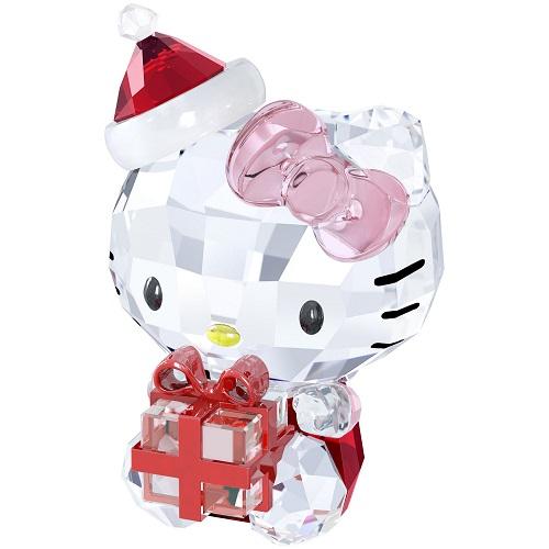 送料無料 2015年 新品●Swarovski スワロフスキー ハローキティ Hello kitty●クリスマス