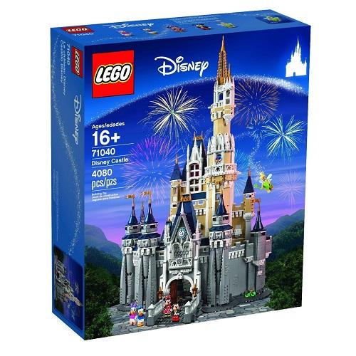 送料無料 新品●LEGO レゴ ディズニーキャッスル Lego Disney Castle 71040●